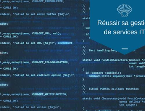 Réussir son démarrage dans la gestion des services IT