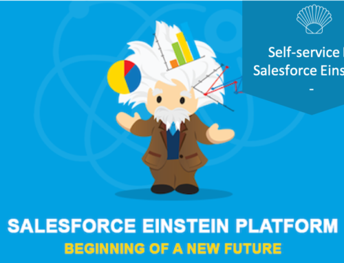Self-service BI « Einstein Analytics » Salesforce
