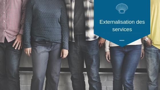 Externalisation des services